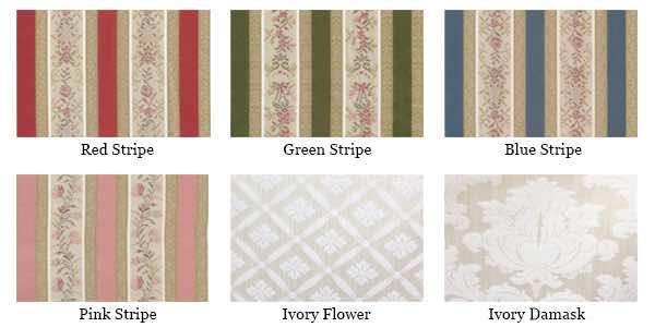 regency stripe seat fabric