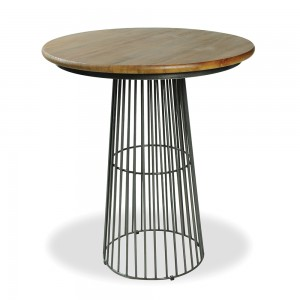 Birdcage Bar Table