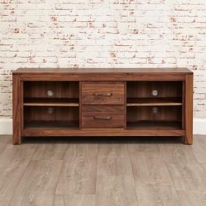 Walnut Television Cabinet