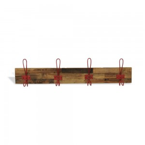 Coat Hanger Red
