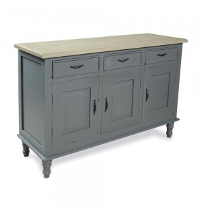 Sideboard 3 Door 3 Drawer