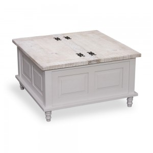 Square Coffee Table Trunk