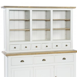 Top Bookcase for 3 Door Sideboard