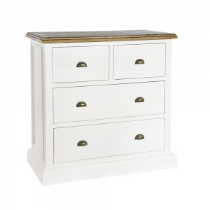 Chest of 2 over 2 Drawers