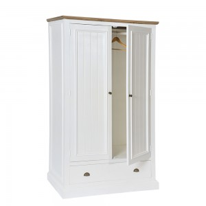 Wardrobe with Drawer Base