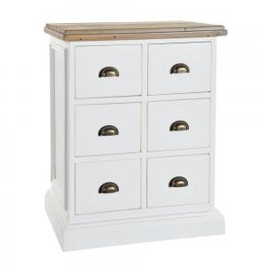 2 Drawer Storage Unit