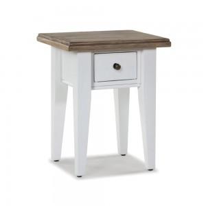 1 Drawer Lamp Table