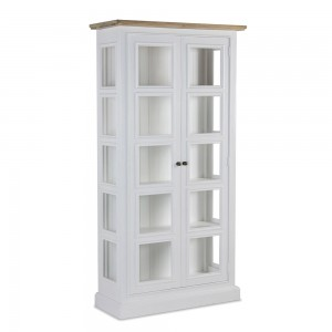 2 Door Glazed Display Unit