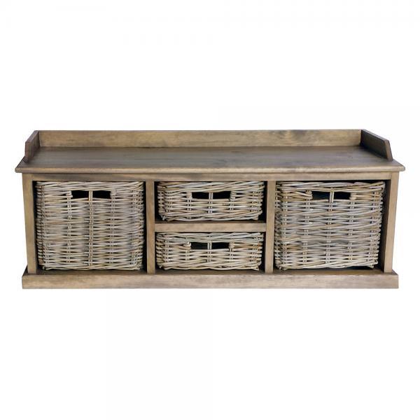 Rattan Storage Baskets