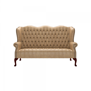 Regency Wing Chesterfield Chair Sofa