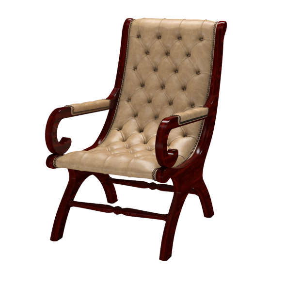 Victoria Slipper Chair
