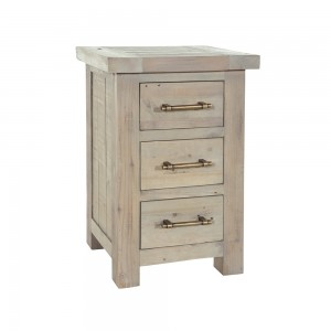 Storage Chest with 3 Drawers