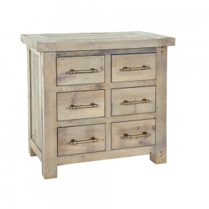 Storage Chest with 6 Drawers