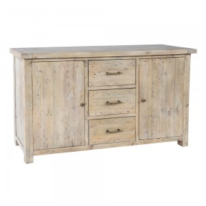 Large 2 Door 3 Drawer Sideboard