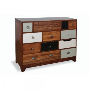 12 Mixed Drawer Chest