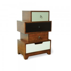 4 Drawer Chest Mixed Sizes