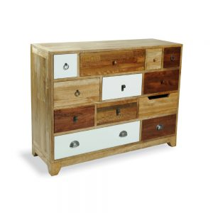 12 Drawer Chest-Neutral