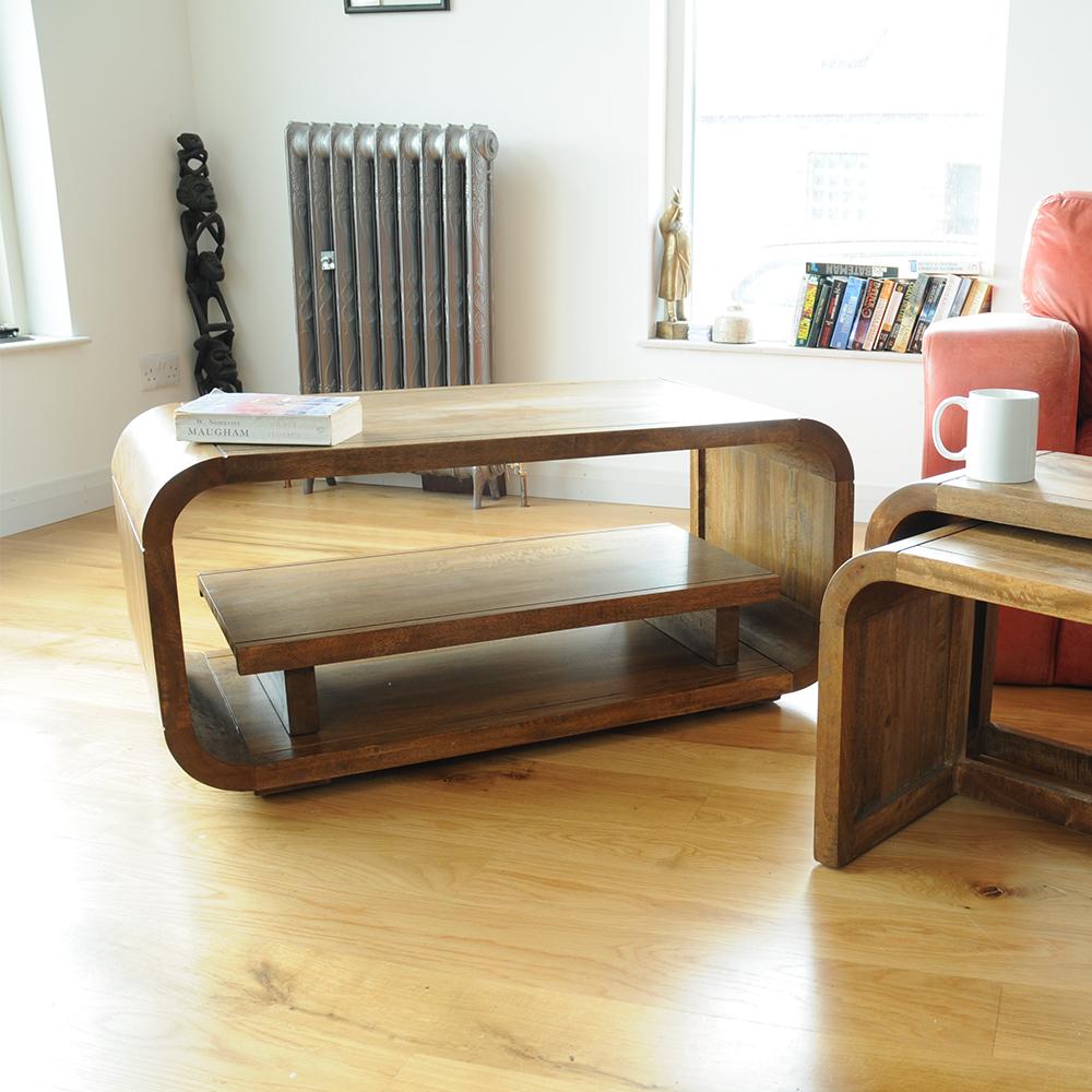 Mango Coffee Table/TV Table