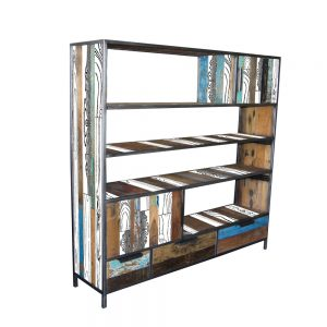 Boatwood Bookshelves
