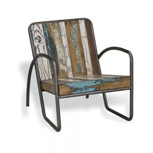 Boatwood Armchair