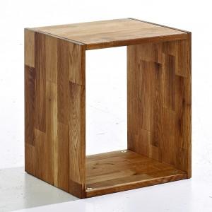 Single Oak Cube