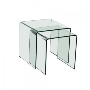 Glass Nest Tables