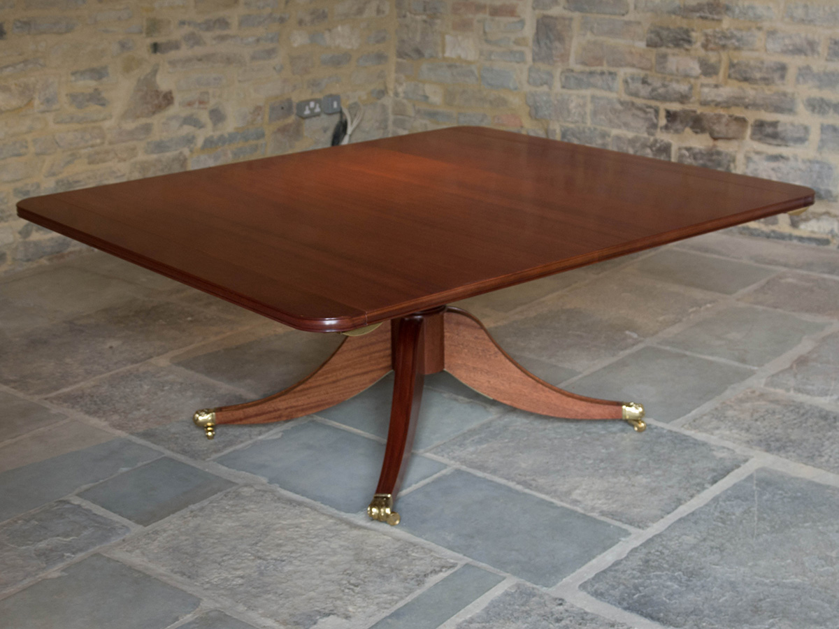bespoke single dining table