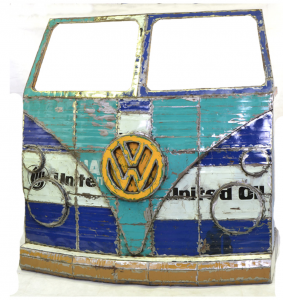 Retro VW drinks bar
