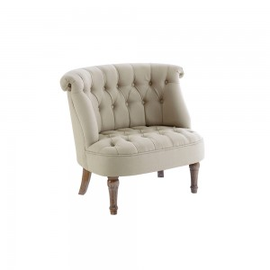 Beige Cosy Chair