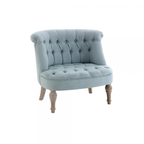 Blue Cosy Chair