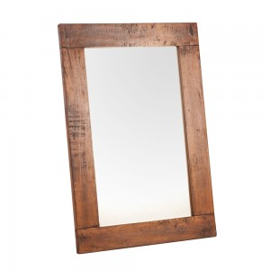 Fruitwood Mirror