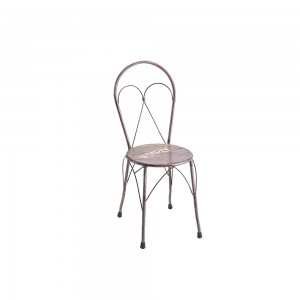 Metal Bistro Chair