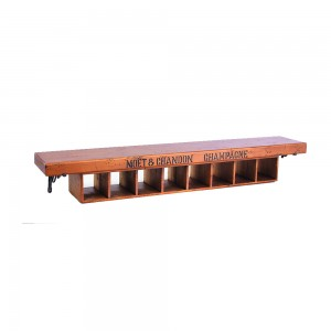 8 Hole Wine Rack