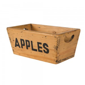 Large Apple Box