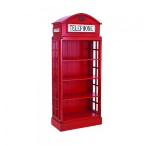 Telephone Bookshelf