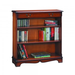 Low Bookcase with 1 Drawer
