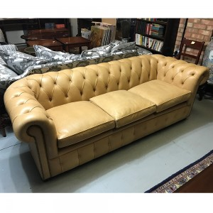 3 Seater Windsor Chesterfield