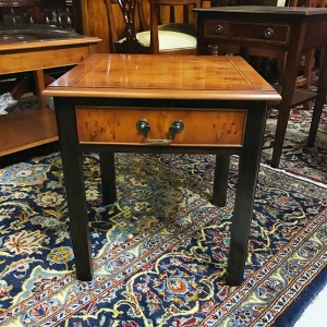 1 Draw Chippendale Lamp Table