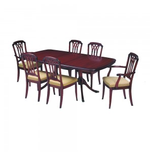 Classic Gothic Dining Table