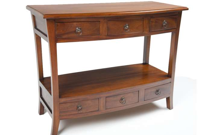 Charming Console Tables