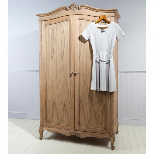 2 Door Wardrobe Ash