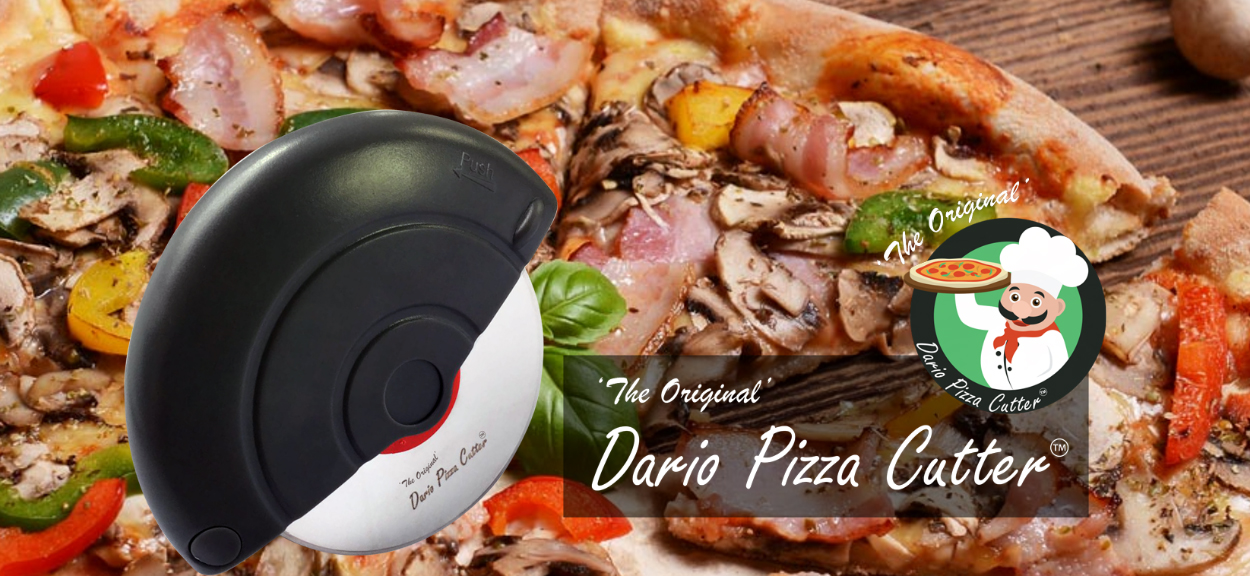 Dario Pizza Cutter
