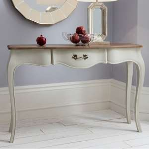 Paris Console Table in French Grey
