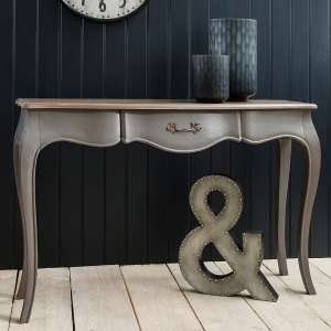 Console Table Classic Grey