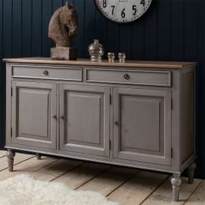 French Sideboard in Classic Grey