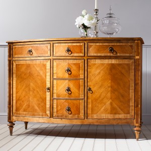 6 Drawer 2 Door Sideboard