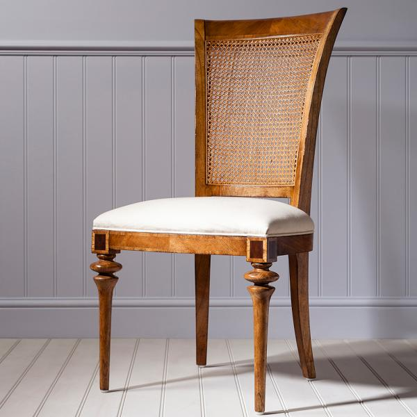 Dining Cane Back Side Chair