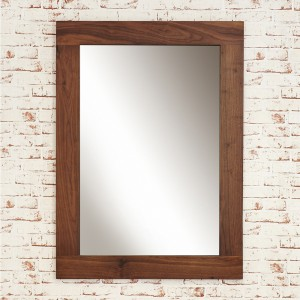 Walnut Medium Mirror