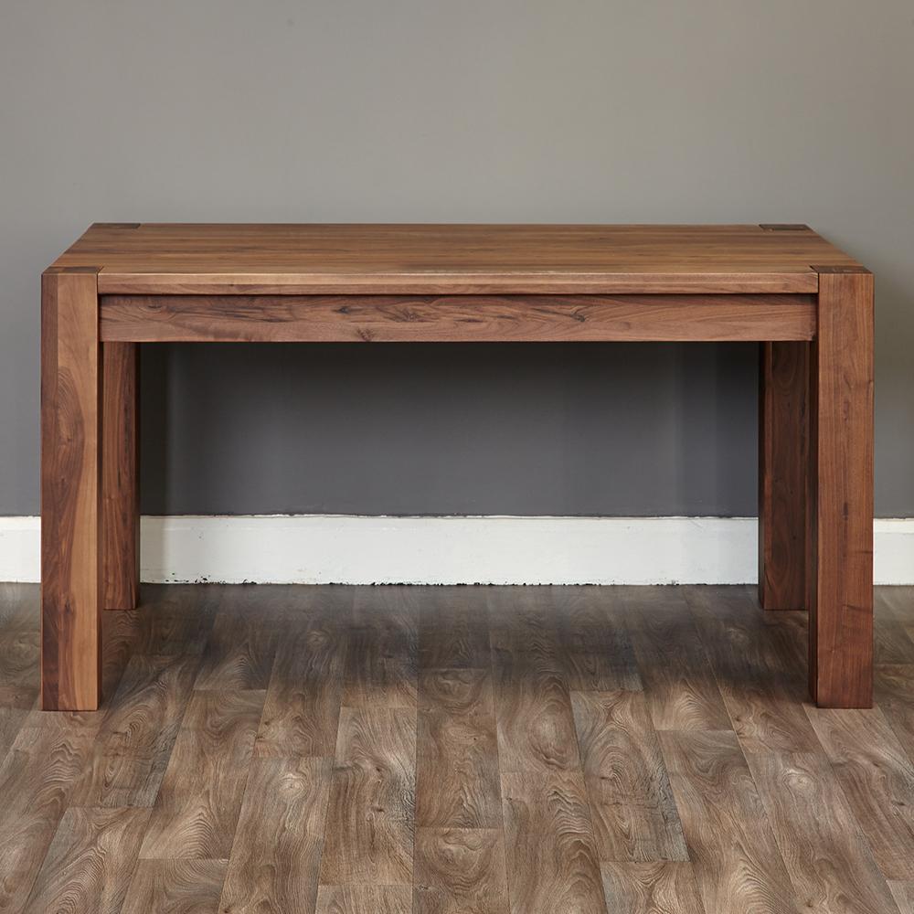 Inadam Furniture Large Walnut Dining Table Retro Solid Walnut