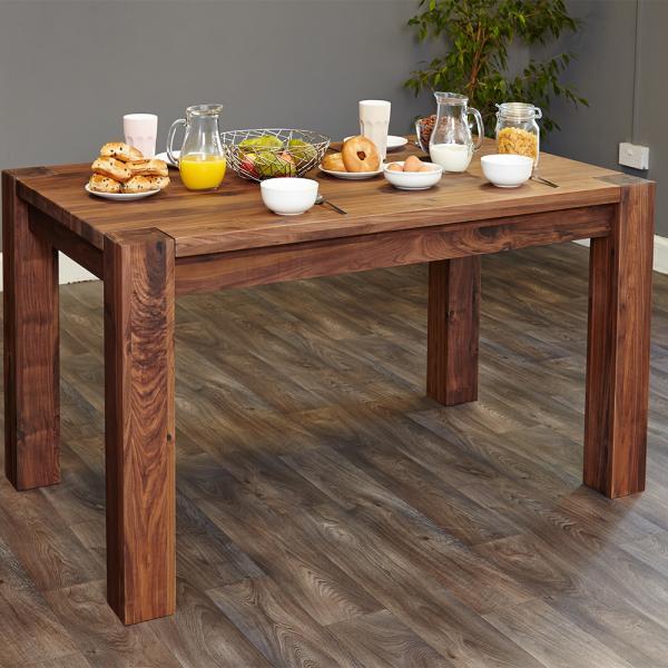 150 Cm Walnut Dining Table